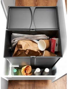 Legrabix By Blum Runners & ECO plus waste bins 80L