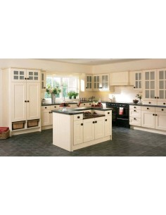 Vienna Cream Ash Kitchen Doors Many Colours Made To Measure