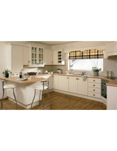Ivory Stockholme Kitchen Doors Many Colours Made To Measure