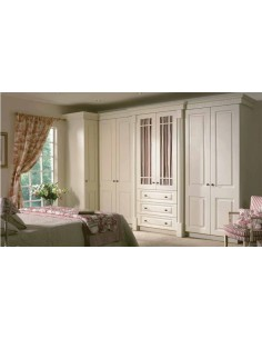 Prague Ivory Bedroom Doors & Accessories