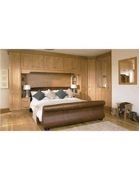 Melbourne Pippy Oak Bedroom Doors/Units/Accessories 20 Colours