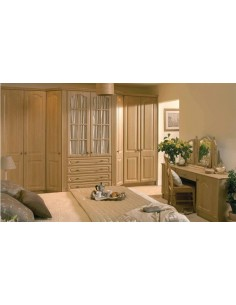 Montano Oak Manhattan Design Bedroom Doors