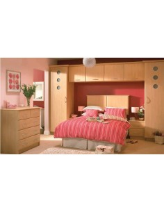 Beech Slab Saponetta Bedroom Doors