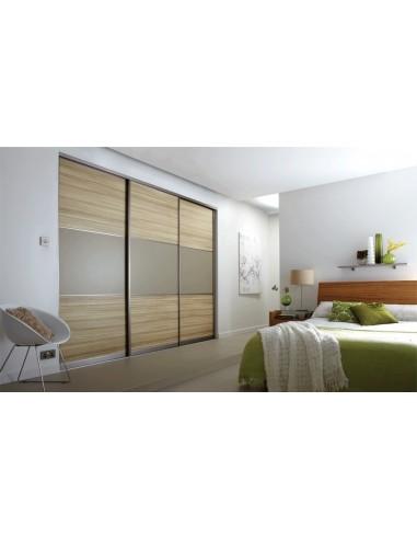Volante Sliding Bedroom Doors Coco Bolo Stone Grey