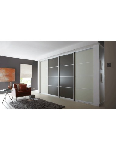 Volante Sliding Bedroom Doors Storage Solutions Lava Mussel