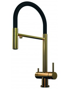 Bellatrix Urban Gold Filter Tap