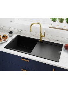 Carina Nero Granite Sink