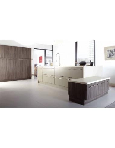 Galaxy Stone Grey & Brown Grey Avola Contemporary Doors/Units