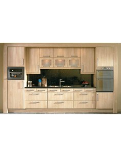 Slab Saponetta Ontario Maple Contemporary Doors/Units