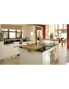 Cologne Hornschurch Ivory Shaker Style Kitchen Doors/Units
