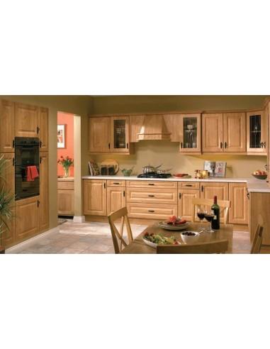 Calcutta Pippy Oak Shaker Style Kitchen Doors/Units