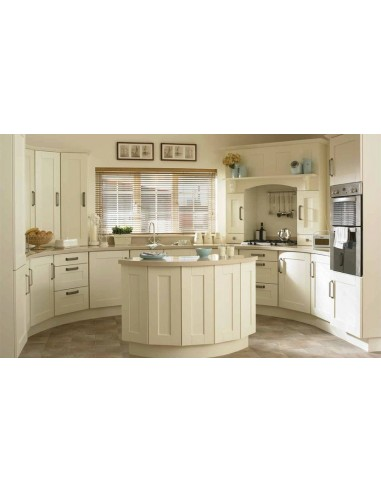 Tuscany Ivory Timeless Kitchens Doors/Units - 9 Finishes
