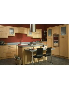 Tuscany Beech Timeless Kitchen Doors/Units - 9 Finishes