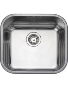 Rangemaster Atlantic Classic UB40 Undermount Single Bowl Sink