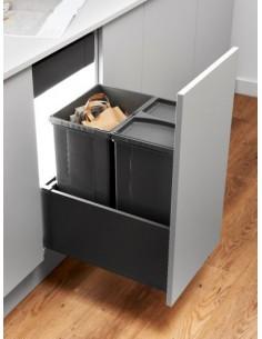 Legrabox Drawer & Eco PLus waste bin 450mm