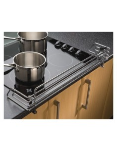 Hafele Hob Guard Chrome Plated Steel Attach To Worktop