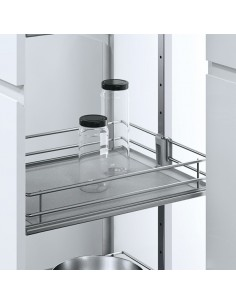 300mm Vauth-Sagel Pull Out Tall Larder Premea 950-2330 Heights