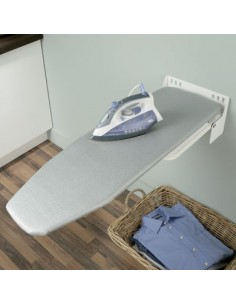 Ironfix Wall Mounting Ironing Board Swivel 180 Degrees
