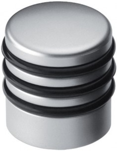 Door Stop Chrome - Nickel 31 x 28mm Diameter