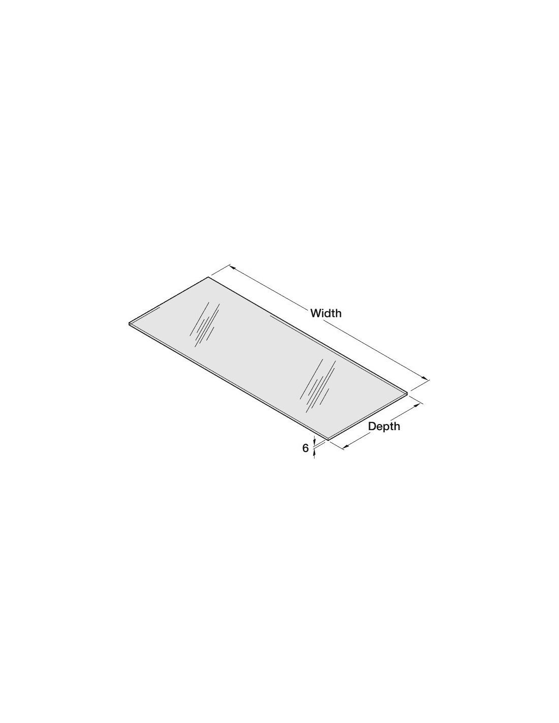 Glass Shelves For Internal Cabinets Display Unit Shelving