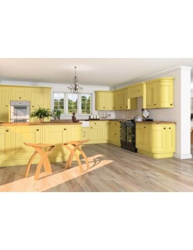 Gainsborough In Frame Timber Kitchen Doors Shaker Style Alabaster