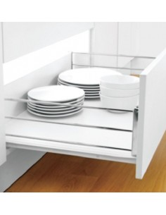 Chrome Wire Surround Set Create A Pull Out Drawer Any Width