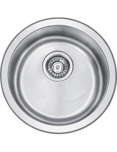 Round Circular Inset Round Bowl Kitchen Sink Or Drainer