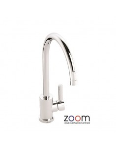 ZP1046 Abode Atlas Kitchen Tap Single Lever Monobloc Chrome Finish
