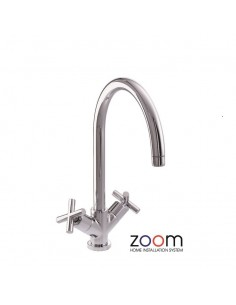 ZP1050 Abode Antila Kitchen Tap Single Lever Monobloc Chrome Finish