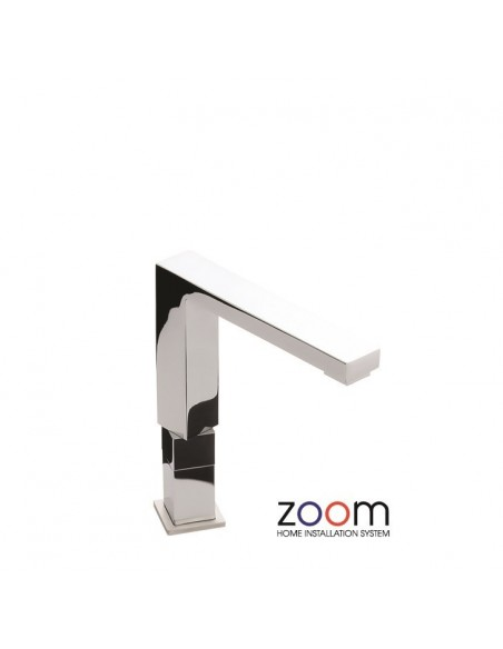 ZP1061 Abode Vixo Progressive Valve Kitchen Tap Monobloc Chrome Finish