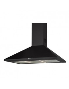 Essentials 70cm Pyramid Extractor Hood Stainless Steel Or Black
