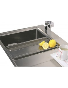 Clearwater Xeron Stainless Steel Drainer Sink Accessory