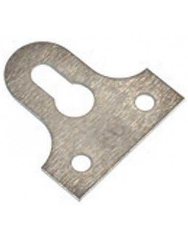 Mirror Fixing Plates Keyhole For Mirrors/Picture Hanging 32mm