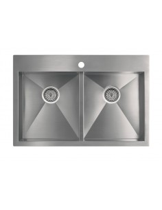 Kohler Vault Double Kitchen Sinks