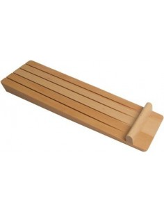 Beech Knife Block Holder Insert For Drawer Trays 450 & 500mm Depth