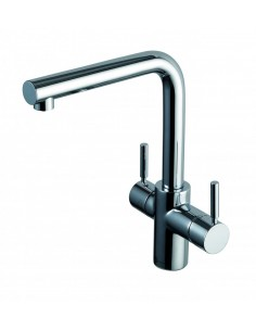 NEW In Sink Erator 3N1 Hot Water Tap Chrome