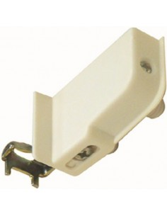 Furniture & Cabinet Hanger 10mm Cream 65Kg Carrying Weight