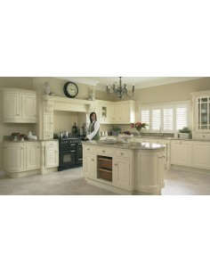 In Frame Cornwall Kitchen Units/Doors