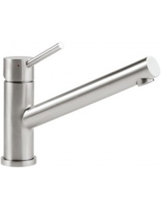 Villeroy & Boch Como 9251 Kitchen Tap Stainless Steel Single Lever Mono