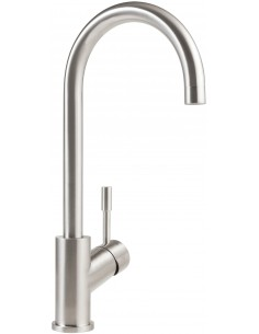 Villeroy & Boch Umbrella Solid Stainless Steel Kitchen Tap Monobloc