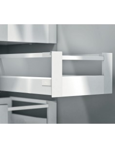 "Blum Antaro Internal ""D""Drawer Set 500mm Glass Element"