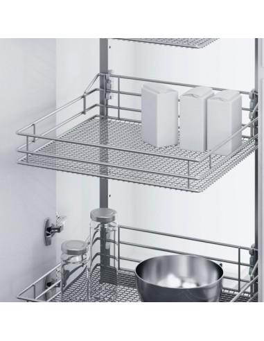 600mm vsa tall larder storage ideal baskets for tall for 600mm tall kitchen unit