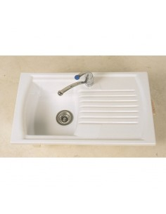 Clearwater Sonnet 1.0 Bowl Ceramic Sink SO1B